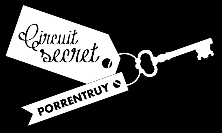 Logo du Circuit secret de Porrentruy